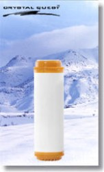 Crystal Quest Calcite Water Filter Cartridge