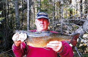 Record Breaking Trout Caught In Lake Recovering From Acid Rain