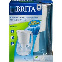 Brita Marina Water Filter Pitcher