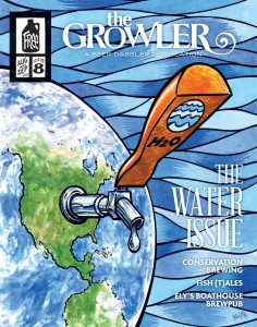 The Water Issue - Craft Beer Magazine The Growler