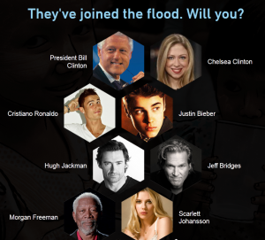 Celebrities For Clean Water - Flash Flood For Good