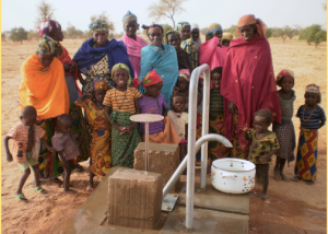 Clean Drinking Water Well In Nigeria