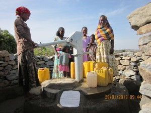 May Shintro Community Now Has Clean Drinking Water