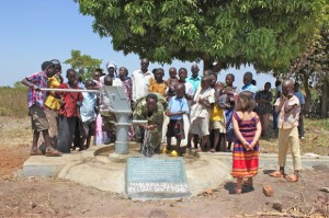 Clean Drinking Water Well In Uganda
