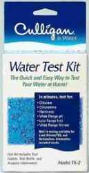 Culligan TK-2 Water Test Kit