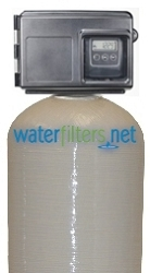 IRON-100DM-WF Fleck 2510sxt Iron Reduction Pyrolox Media Backwash Water Filter