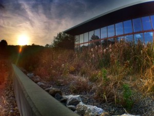 The Omega Center for Sustainable Living Wastewater Treatment Facility
