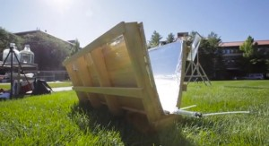 Sun Powered Water Purification System