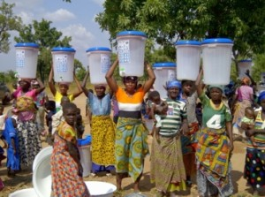 Clean Water Efforts In Ghana