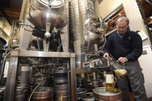 Crux Fermentation Project Brews Lager For Retired Water Worker