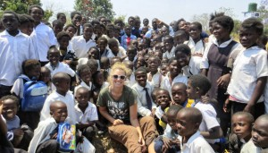 UNL Grad & Peace Corps Voluteer Emily McKeone Raises Money For Zambian Wells