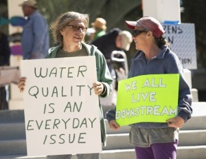 Florida Citizens Demand Clean Water
