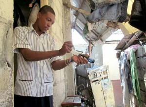 Household Water Filters in Haiti