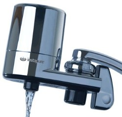 Instapure F-5C Chrome Faucet Filter