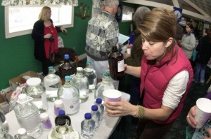 Berkeley Springs International Water Tasting Competition