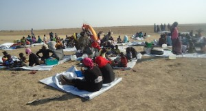 Bringing Clean Drinking Water To Sudan Refugees