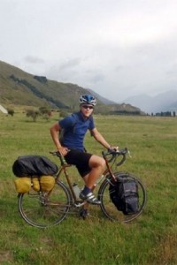 Jason Manning Bikes Around The World For Clean Water