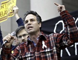 Mark Ruffalo Fights For Clean Water