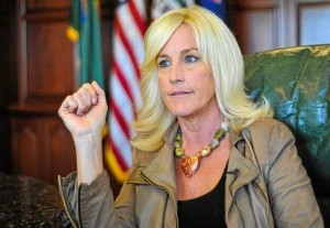 Erin Brockovich Sounds Off On Chromium-6 In California Drinking Water