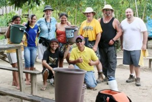 Project Hope Brings Water Filtration Equipment to Amazon