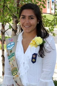 Analise Giobbi Wins Girl Scout Gold Award For Clean Water Project
