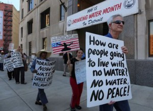 Water Shut-Offs In Detroit